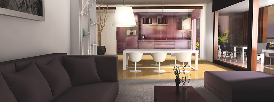Finishes for Apartment design your destiny